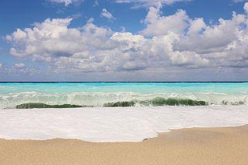 Katishma Beach / Griekse eiland Lefkada van Shot it fotografie