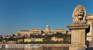 Burgpalast, Budapest, Ungarn