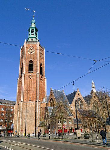 De Grote Kerk in Den Haag van