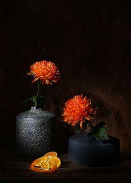 Juicy orange 2 van Saskia Dingemans