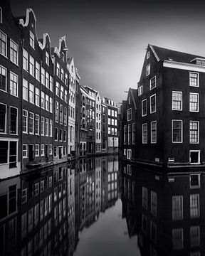 Canal houses sur Marco Maljaars