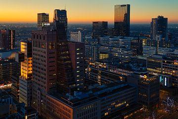 Rotterdam van bovenaf von Roy Poots