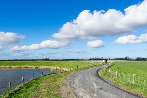 Wandelen op de Westfriese Omrringdijk