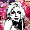 Britney Spears von Jole Art (Annejole Jacobs - de Jongh) Miniaturansicht