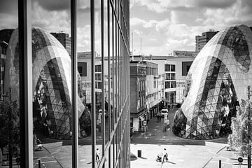 Eindhoven Centrum von Edwin van Aalten