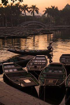 Vietnamese visser keert terug naar haven van Sofie Bogaert