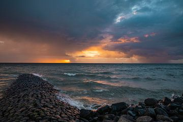 Ijsselmeer van FL fotografie