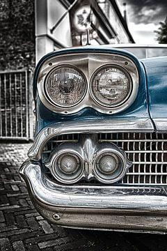 Chevrolet Bel Air (1958) sur Jelte Bosma