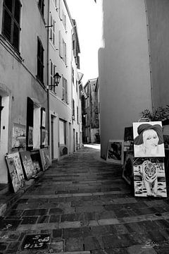 Kunst in Saint-Tropez van Tom Vandenhende