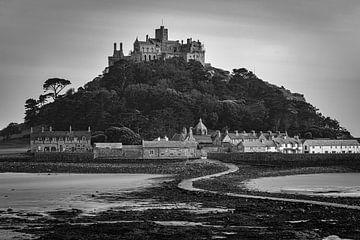 St. Michaelsberg, Cornwall, England von Henk Meijer Photography