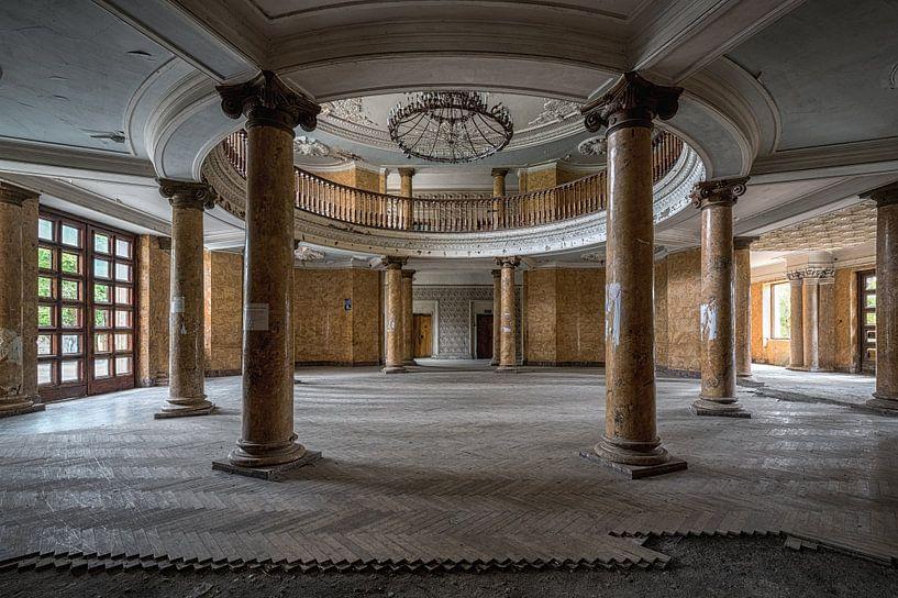 Verlassenes Hotel von Maikel Brands