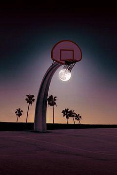 Basketmoon von Jonas Loose
