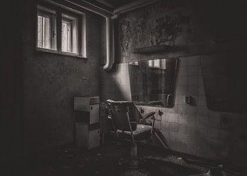 Friseursalon aufgegeben von Atelier Liesjes