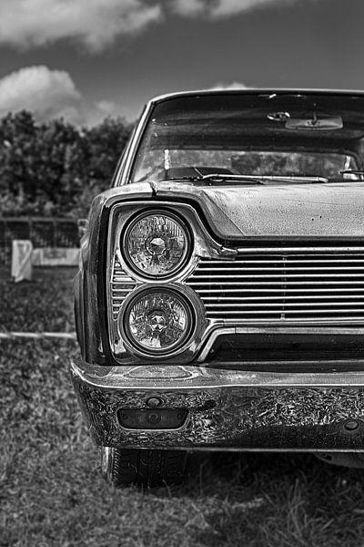 Plymouth Fury II (1966) - oldtimer van Jelte Bosma