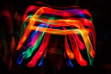 Lightpainting von Arjan Benders