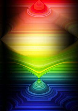RGB N.6 van Olis-Art