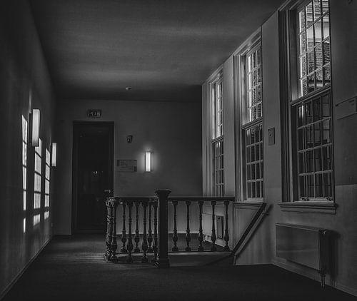 trappenhuis Universiteitsbibliotheek Utrecht van
