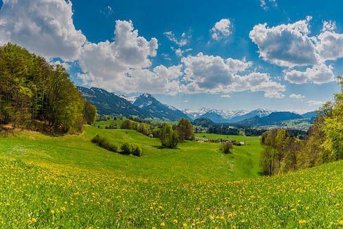 Allgäu Alps van Walter G. Allgöwer