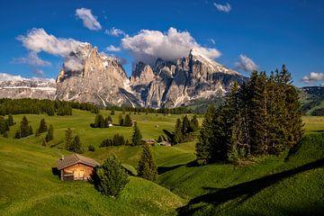 Zomer in Zuid-Tirol van Achim Thomae