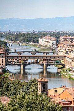 Ponte Vecchio van Scholtes Fotografie