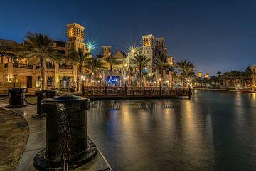 Souk Madinat Jumeirah, Dubai. van