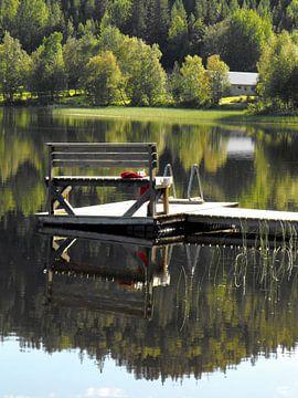 Take a break - Uitrusten bij het water van Jutta Klassen