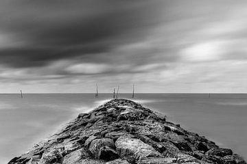 Seascape van Astrid Broer