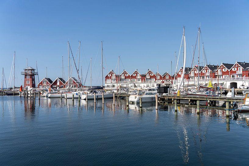 Hafen von Bagenkop, Insel Langeland von Peter Schickert