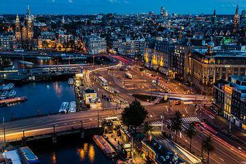 Amsterdam in motion van René Groenendijk