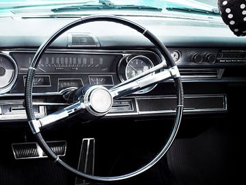 Amerikaanse klassieker 1965 Fleetwood Eldorado Convertible