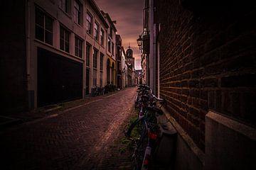 Steegje, Deventer von Brian Vijber