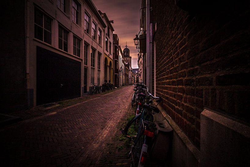 Steegje, Deventer van Brian Vijber