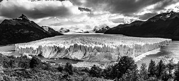 De Perito Moreno Gletsjer van Ivo de Rooij