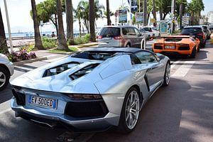 Lamborghini Aventador  van