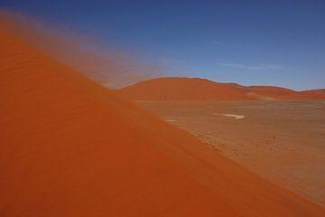 NAMIBIA ... Namib Desert Sandstorm III von Meleah Fotografie