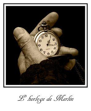 L' horloge de Merlin van Alphons de Visscher