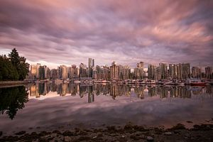 Vancouver Skyline van