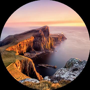 Neist Point - Ilse of Skye - Schotland van Remco Siero