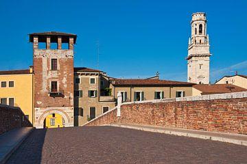Verona, Italien van Gunter Kirsch