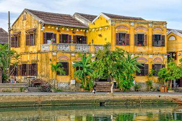 Hoi An, Vietnam van Richard van der Woude