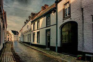 White Houses, Thorn, Limburg, The Netherlnds