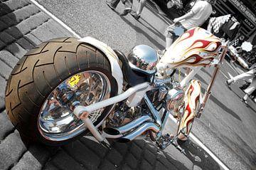 Custom Bike van Dennis Kok