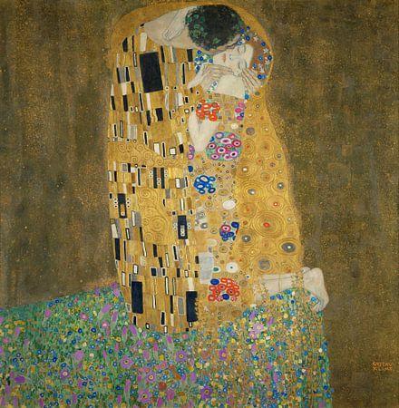 De Kus van Gustav Klimt