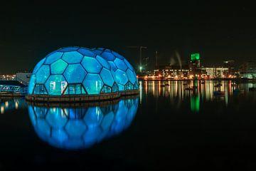 drijvend paviljoen van Jaco Verheul