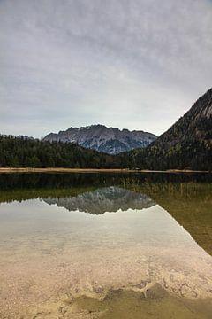 Ferchensee, Mittenwald von Johnny van der Leelie