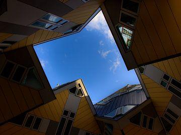 Kubus-Häuser Rotterdam von Erik Groen
