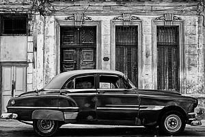 Havanna - klassieker en gevel - de schoonheid van verval van Theo Molenaar