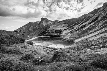 Bergsee im Tannheimer Tal von MindScape Photography