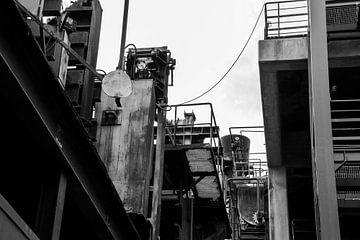 Die alte Fabrik III von Joerg Keller