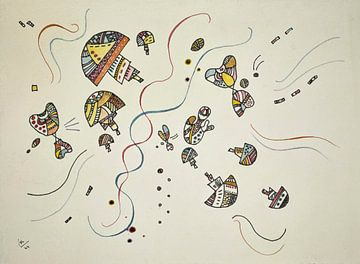 Zonder titel, Wassily Kandinsky